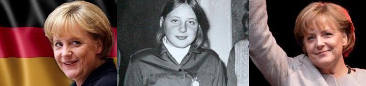 Angela Merkel: la storia (in breve) della prima Cancellieratedesca